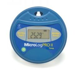 MicroLog Pro II Temperature/RH Data Loggers